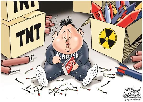 关系回暖? 中共高官秘访朝鲜 图