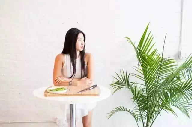 华裔妹子3年打造800菜 俘获全纽约食客 组图