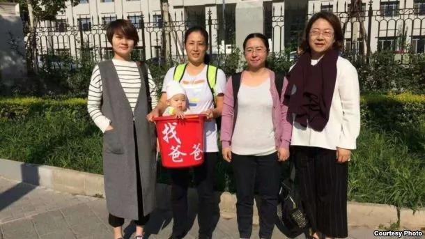 709案家属致习近平公开信申述遭遇 图