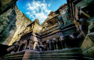 又一古代高科技? 神秘凯拉萨神庙建造方法无法解释 13组图