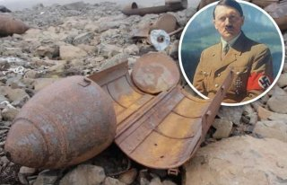 希特勒在北极的秘密基地被发现 遗弃原因竟是这个! 9图/视频