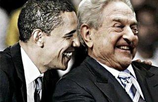 索罗斯私人备忘曝光:深度参与TPP 对奥巴马影响巨大 图