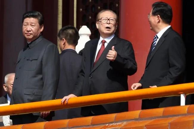 习近平微妙安排 江泽民前秘书回京任职 图