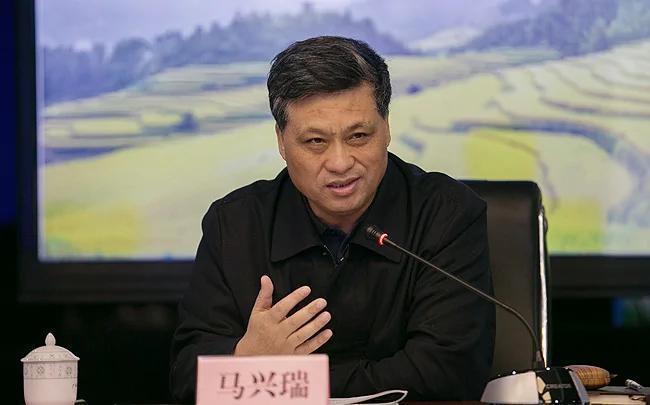 传马兴瑞将接任吉林省长 与彭丽媛同乡 图