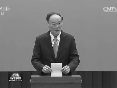 """北京人大换届 江胡依旧""""不缺席""""?(组图)"""