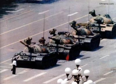 《时代》发布最有影响照片 江泽民最害怕的一张入选 图