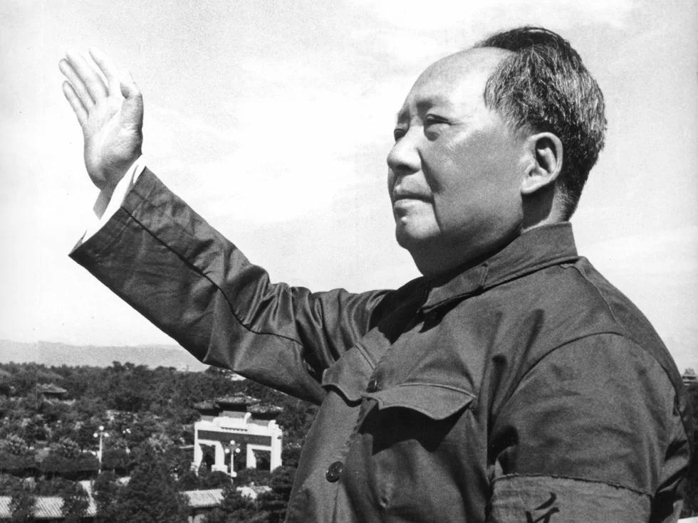 中共建政后毛泽东最狼狈一刻曝光(图)