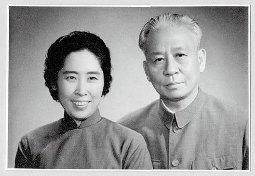 刘少奇王光美(网络图片)