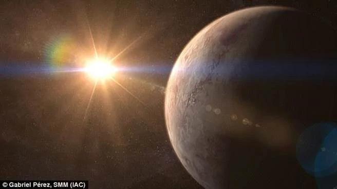 """科学家又发现""""超级地球""""离地球仅32.7光年"""