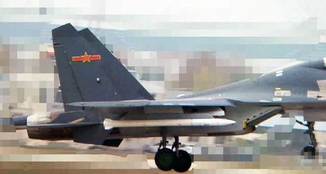 中国超远距空空导弹(Public Domain)