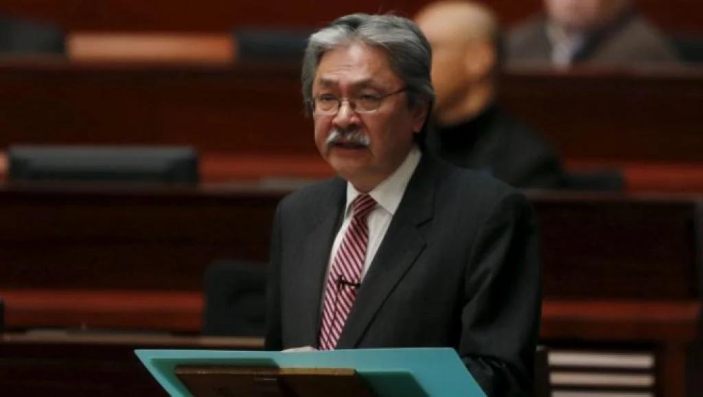 有港媒獨家報道北京不支持不禁止曾俊華參選特首