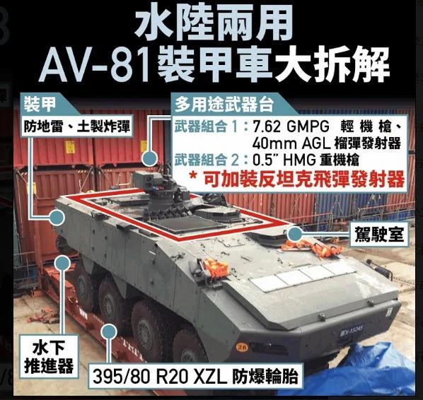 星洲装甲车性能优于国货