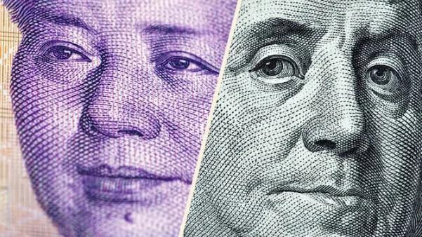 人民币今天和94年大贬值50% 有一点不同