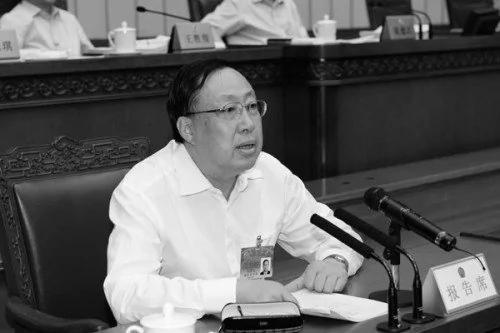 """港媒:耿惠昌怀揣政治""""大炸弹"""" 随时可能炸伤习近平"""