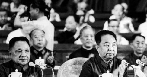 """黑窝内讧!被邓小平罢免的15名中共""""国家领导人"""""""