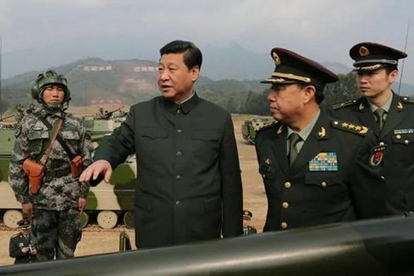 习近平布局十九大 4天29军官晋升少将