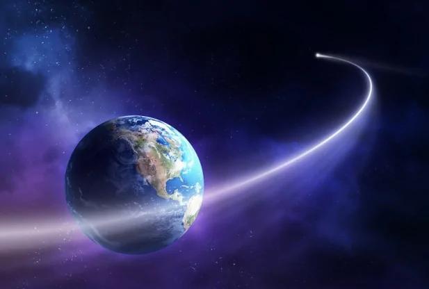 """外媒:神秘""""外星探测器""""明年经过地球 怪异行为科学无法解释"""