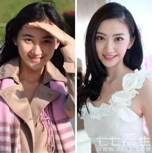 景甜竟与王思聪姐姐长相一模一样 难道后台真是他?