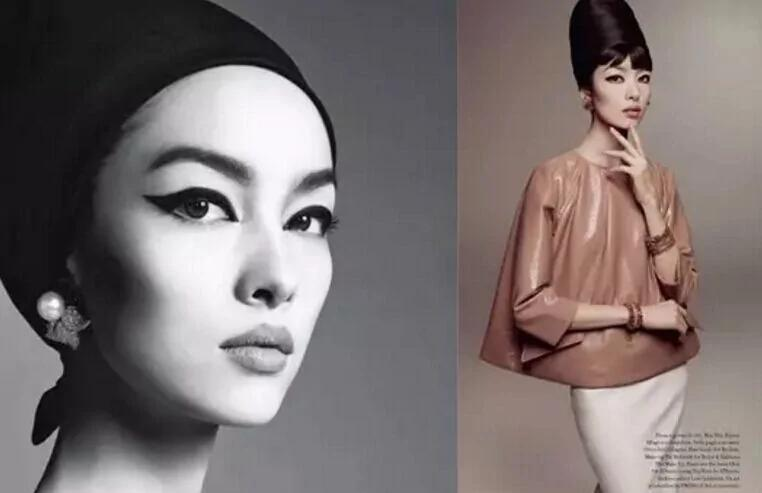 最老华裔超模去世 83岁高龄她还在缔造优雅