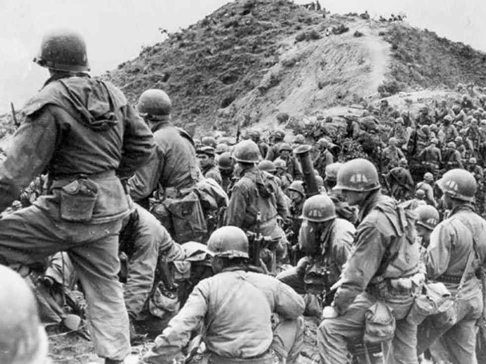 朝鲜战争不为人知的一场防御战:38军惨败白马山
