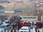 青海再有数百僧尼及外籍学佛者从喇荣佛学院遭驱逐(组图)