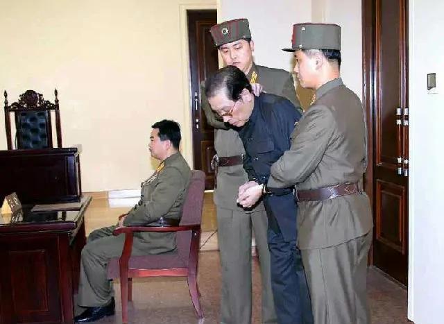 奇文共赏!金正恩姑父的死刑判决书