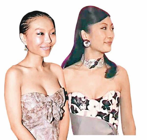 萬里的孫女萬寶寶(左)及賈慶林的外孫女李紫丹(右)皆曾出席貴族舞會。(网络图片)