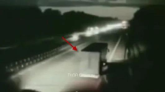 德国道路监控拍下神秘事件 震惊全球!