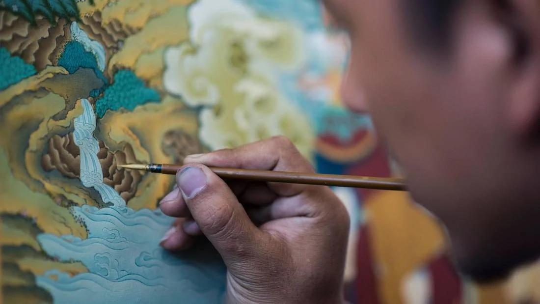 《环球邮报》:镜子背后的西藏
