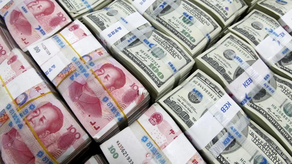 官方透露人民币跌幅底线: 25%