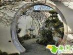中国人发明了月亮门 被全世界抄袭(组图)