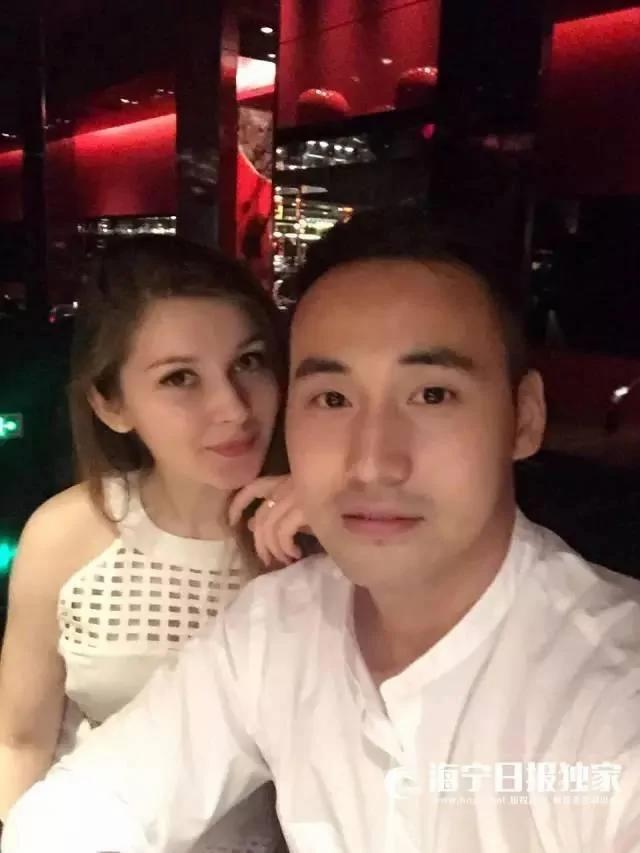 浙江厨师迎娶乌克兰美女 颜值爆表了