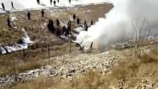 吉林飞机沈阳坠毁 两飞行员遇难