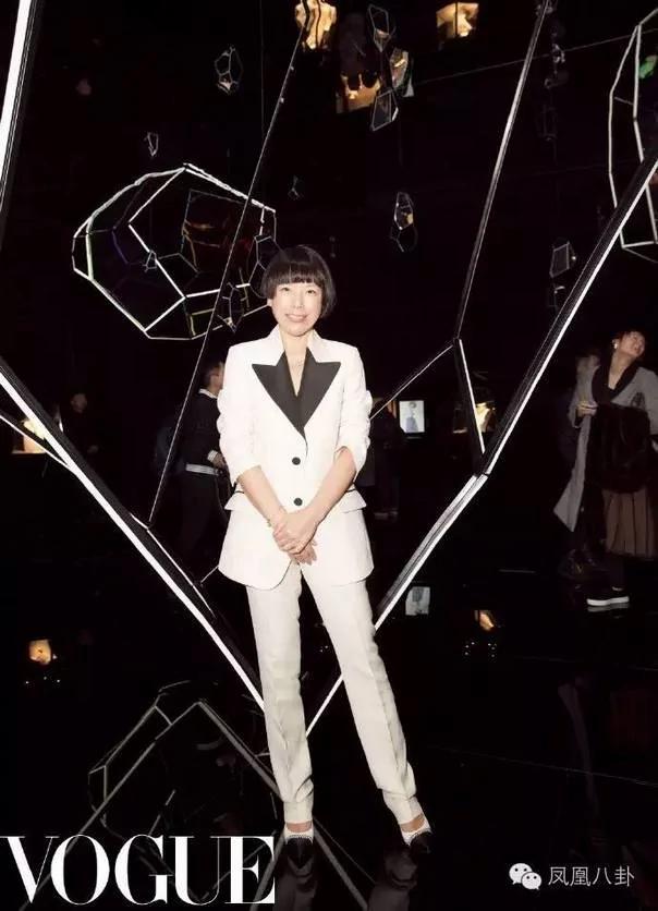 在中国时尚圈顶级派对上 范冰冰杨幂咖位一目了然
