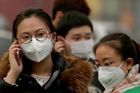中国学者首次观察到阴霾颗粒入侵人体细胞