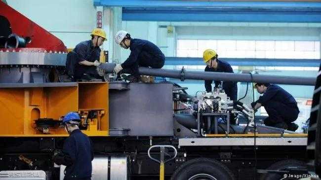 中国经济不乐观 出口降幅之大超预料