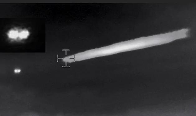外媒:智利海军公布令人震惊的UFO影片 经过两年的调查后!
