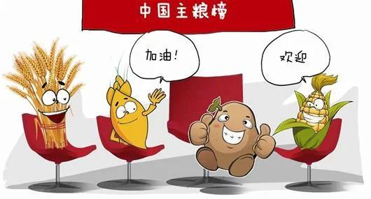 """中国掀起""""饮食革命"""" 马铃薯成为宠儿"""
