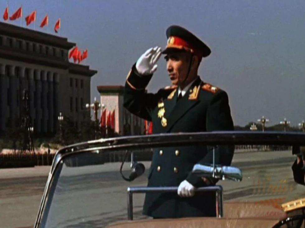 林彪死后十余年 两人打破禁忌为他说好话