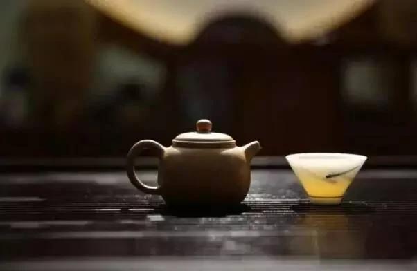 杨绛先生谈喝茶 品味一般?(图)