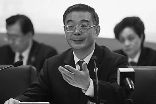 陈思敏:中共最高法院长周强发言隐含的信息