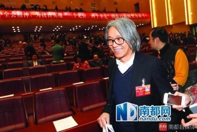 又请假?周星驰或再缺席广东省政协会议