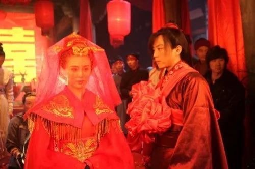 古代婚礼居然不可以热闹 得穿黑色衣服?