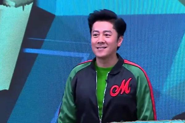 蔡國慶笑談人生:面對謾罵依然活得瀟洒