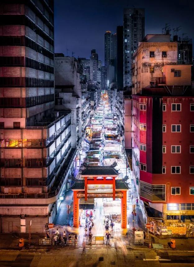 图辑:摄影师镜头下的香港老城区