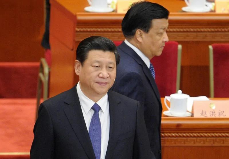 习出访 刘云山炮轰川普 央级媒体突发飙