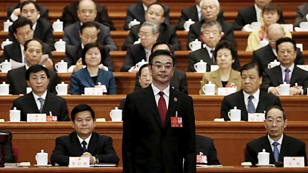 大法官周强公开反对司法独立 评论称倒行逆施兼违联合国决议