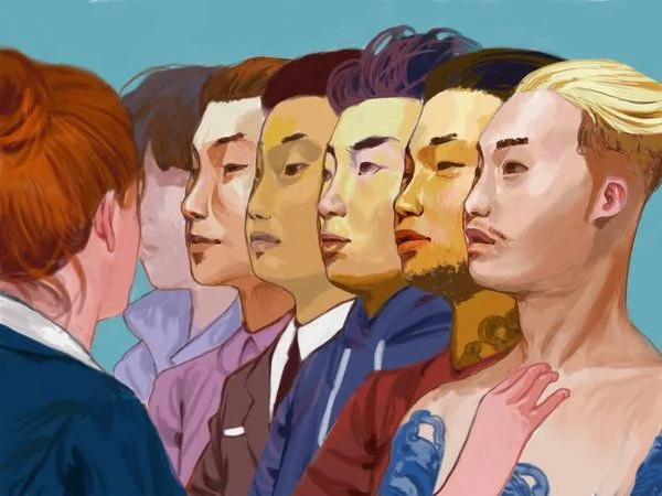 誰說亞洲男人不能吸引白人女性?