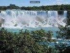 """这就是很少人看过的尼加拉大瀑布""""素颜"""" 停水后的景象原来长这样啊!(图集)"""