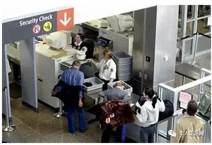 华人注意!春节出入境中美海关加强行李检查